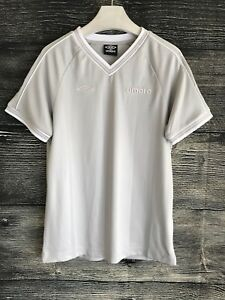 250560638 Umbro Jersey V-Neck Soccer X-Large XL Grey NWT Diamond Shirt