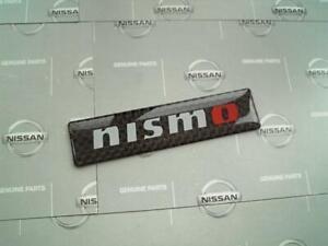 JDM-OEM-Nismo-Carbon-Emblem-STICKER-R32-GT-R-GTR-RB26-BNR32-Budge-GENUINE-JAPAN