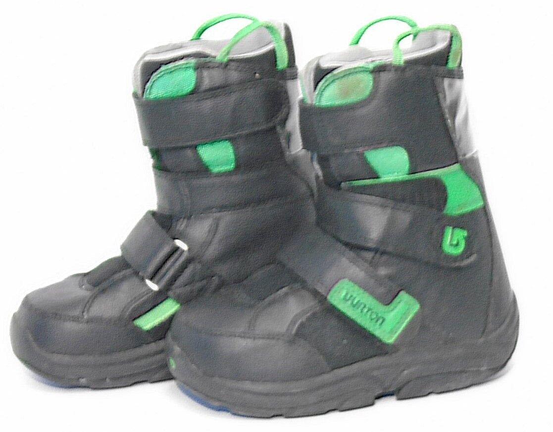 Burton Progression XS Youth Snowboard Boot - Size 2   Mondo 20 Used
