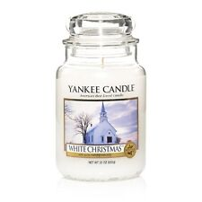 item 5 yankee candle white christmas 22 oz great christmas candle rare yankee candle white christmas 22 oz great christmas candle