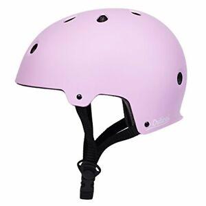 Critical-Cycles-Classic-Commuter-Bike-Skate-CM-2-multi-CPSC-Helmet-matte-pink