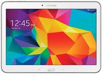 "Brand New Samsung Galaxy Tab 4 Wi-Fi Tablet 10.1"" 16GB Quad Core Kit Kat White"