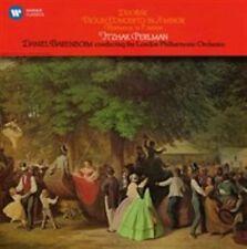 DVORK: VIOLIN CONCERTO IN A MINOR; ROMANCE IN F MINOR NEW CD