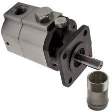 11 Gpm Hydraulic Log Splitter Pump 2 Stage High Low Gear Pump