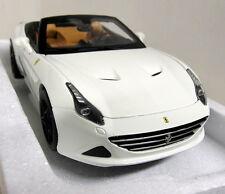 Burago 1/18 Scale 18-16904 Ferrari California T Open white Diecast model car