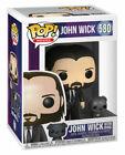 Funko Pop! Movies: John Wick - John Wick with Dog Vinyl Figure