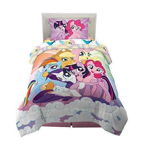 Franco Kids Bedding Super Soft Comforter and Sheet Set 4 Piece Twin Size My L...