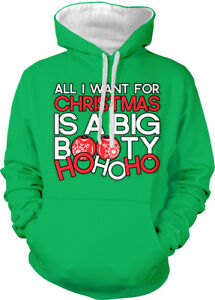 All i want for christmas is a big booty ho