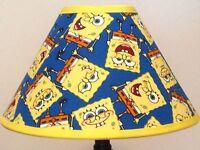 Spongebob Squarepants Fabric Children's Lamp Shade