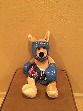 """Aussie Friends Boxer Plush The Australia Boxing Kangaroo 16"""" Stuffed Toy"""