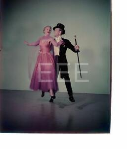 1949 Barclays De Broadway Fred Astaire Ginger Rogers Org Pelicula Transparencia 350a Ebay