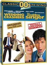 PRE ORDER: THE WEDDING SINGER / WEDDING CRASHERS (McAdams) - DVD - Region 1