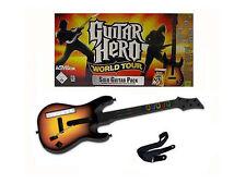 Guitar Hero World Tour Solo Gitarre für Nintendo Wii kein Spiel