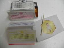 2 Stück Königinnenkäfig Rähmchenkäfig Nadelkäfig Bienenkönigin Isolator