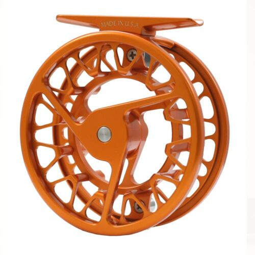 Streams of Dreams Fly Shop Galvan Brookie Fly Reels FREE LINE AND SHIPPING!