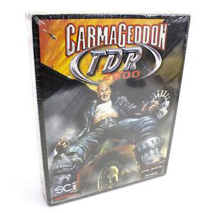 Carmageddon-TDR-2000-for-PC-by-Torus-Games-2000-Big-Box-Sealed