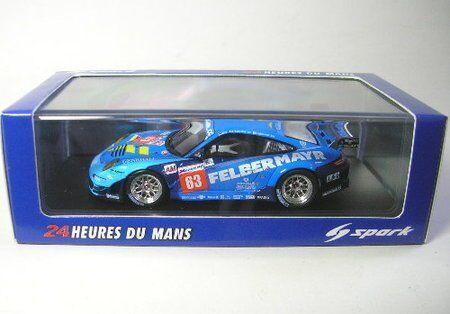 Porsche 997 Gt3 Rsr  63 63 63 Lm 2011 1 43 Model SPARK MODEL 14e6b6