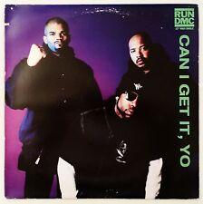 1994 - RUN-D.M.C. - CAN I GET IT, YO / DOWN WITH THE KING REMIX - PROMO 2 COPIES
