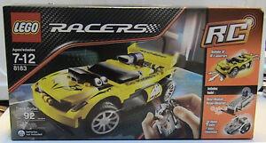 NEW-Lego-RACERS-Radio-Controled-8183-Track-Turbo-RC-Sealed-Boys-Girls