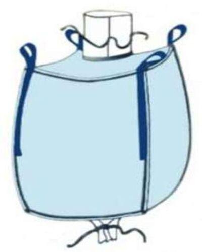BIG BAG 95 cm hoch 75 x 96 cm Bags BIGBAGS Säcke 1 to Traglast ☀️ ☀️ 10 Stk