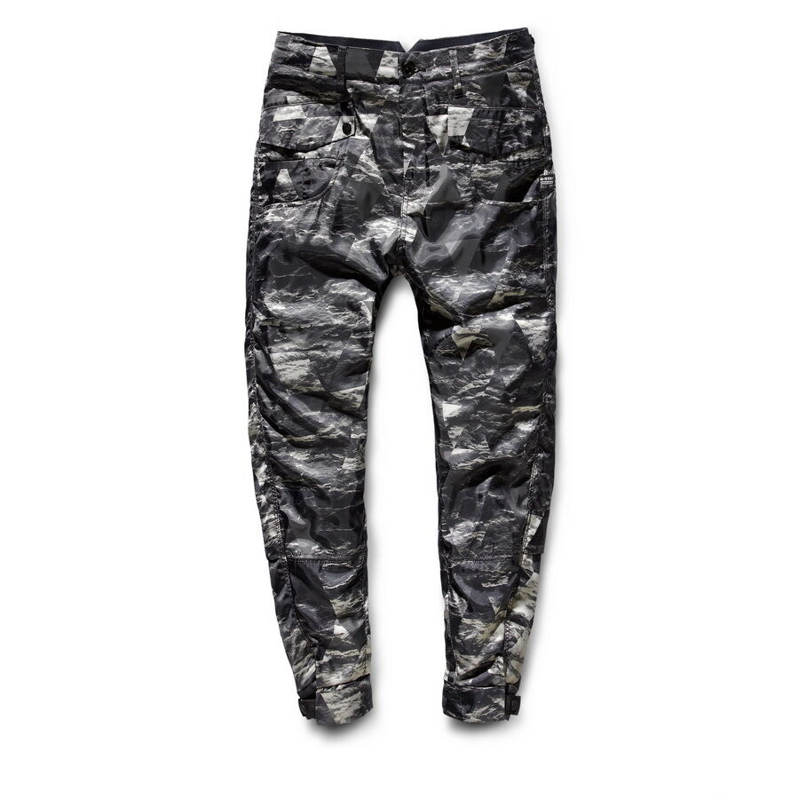 200  G Star Camouflage Camo military fashion women's cviscose pants size 29 nwt