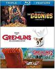 Goonies Gremlins Gremlins 2 Batch 0883929268955 Blu-ray Region a