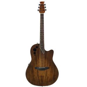 Ovation-Applause-Elite-Mid-Depth-Acoustic-Electric-Guitar-Vintage-Varnish
