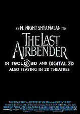 THE LAST AIRBENDER DVD KIDS ACTION