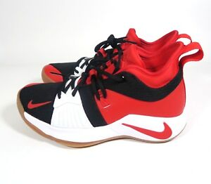 5d5b004b242a Image is loading New-Nike-PG-2-iD-Red-White-Black-