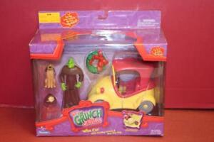 Dr. Suess 'Comment le Grinch a volé Noël qui voiture avec Sneaky & Max Dog 43377403524