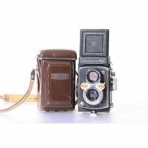 Yashica MAT TLR Kamera 6 x 6 Mittelformatkamera