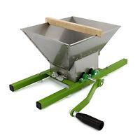 Fruit Crusher Portable Pulper Apple Scratter Cider Wine Juice Press Shredder