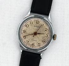 Soviet USSR Mechanical watch Vostok Volna Precision Chronometer 22 jewels #176