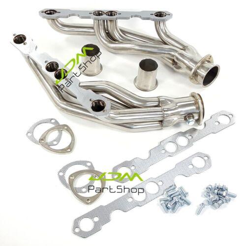 Exhaust header manifold For Chevrolet GMC C1500 C2500 C3500 5.0L 5.7L V8 88-95