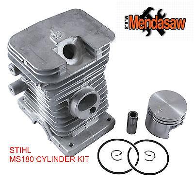 Piston Kit fits STIHL 018 MS180 Replaces OEM 1130 030 2004 38mm