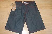 Rock N Run Denim Jeans Black-red Size 34 Men Rnr