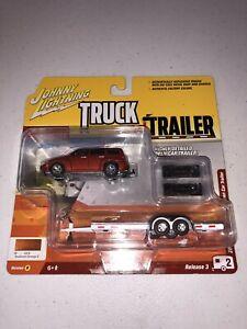 2006 Chevy Hhr Open Car Trailer Truck And Trailer R3 Set B