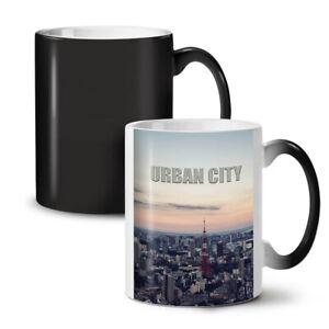City Street Fashion NEW Colour Changing Tea Coffee Mug 11 oz | Wellcoda