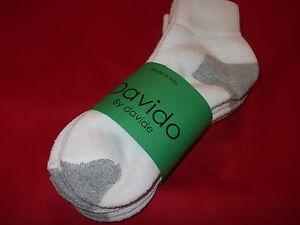 2edd7ec8e1d Davido women socks ankle quarter made in italy 100% cotton 4 pair ...