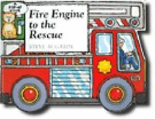 Fire Engine to the Rescue by Steve Augarde (1998, Paperback)