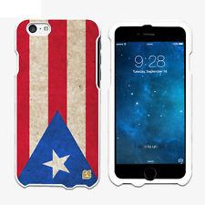 iPhone 6S Plus Slim Protective Phone Case Cover Design PUERTO RICO Flag
