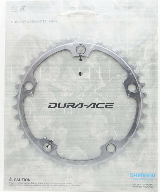 Shimano Dura Ace FC-7800 Road Bike 10 speed 39T SG-X Chainring B-type for 53-39T