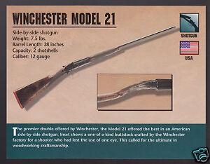 Winchester shotguns 12 gauge