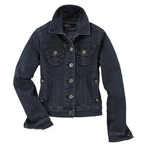 BLOGGER-HIPSTER-URBAN-Gr-36-38-S-M-VINTAGE-Jeansjacke-Jeans-Denim-Jacke-BLAU