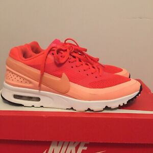 best sneakers 2f2cb 32a97 Image is loading Womens-Nike-Air-Max-BW-Trainers-UK-size-