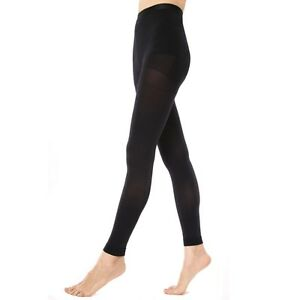 3dbdb8af20 Image is loading Medical-Therapy-Compression-Pantyhose-Women-Support-Tight- Footless-