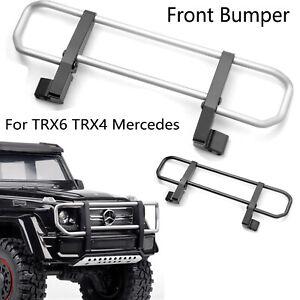CNC-Front-Bumper-For-1-10-GRC-Desert-Front-Bumper-TRX6-TRX4-Mercedes-G63-G500-RC