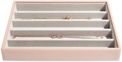 Stackers Mink Classic Medium Jewellery Box Charm Layer