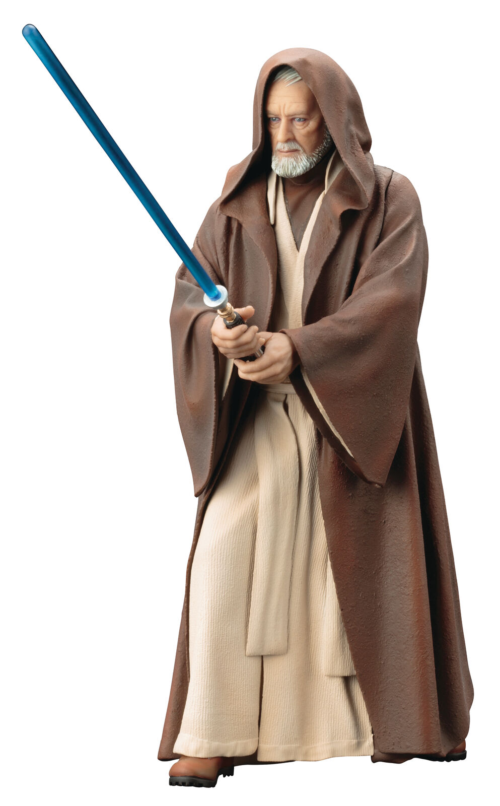 Kotobukiya-Estrella Wars episodio 4-Obi-Wan Kenobi-Artfx Estatua