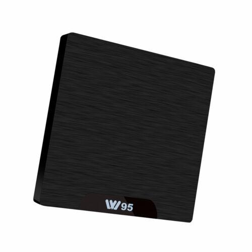 W95 Smart TV Box WiFi Android 1GB//2GB+8GB//16GB 4K 1.2GHz Quad Core Media Player